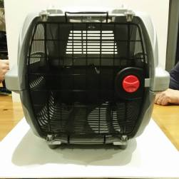 Small Pet Carrier. Starting Bid- £2
