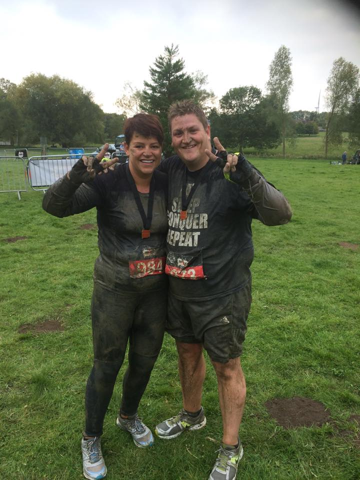 GEMMA and JON do the Iron Run