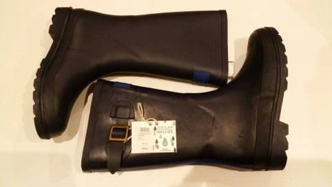 Joules Size 4 Wellies (Adult) (Brand New) Starting Bid- £4