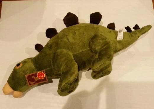 Large Cuddly Dinosaur. Starting Bid- £2