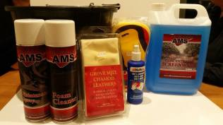 Car Maintenance Kit (Donated by AMS) Starting Bid- £2