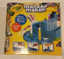 Crayola Marker Maker (Brand New) Starting Bid- £2